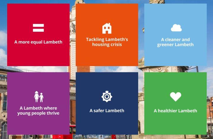 Lambeth Labour manifesto 2