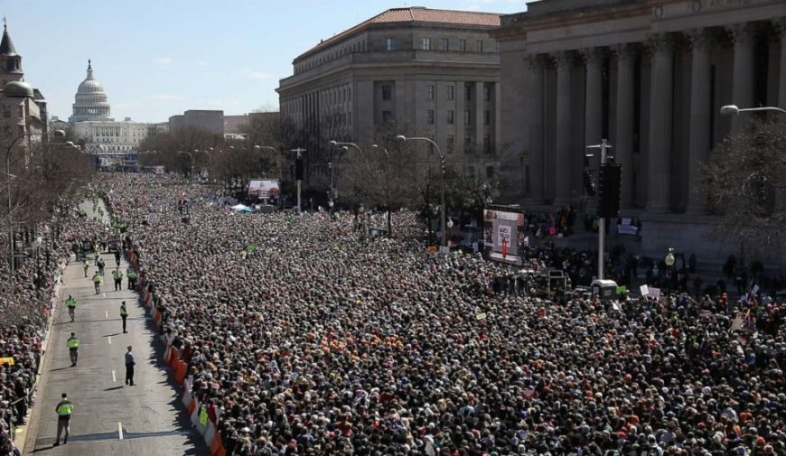 https://usapost.news/march-for-our-lives-surpasses-trumps-inauguration-crowd-report/