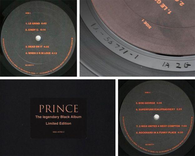 prince record
