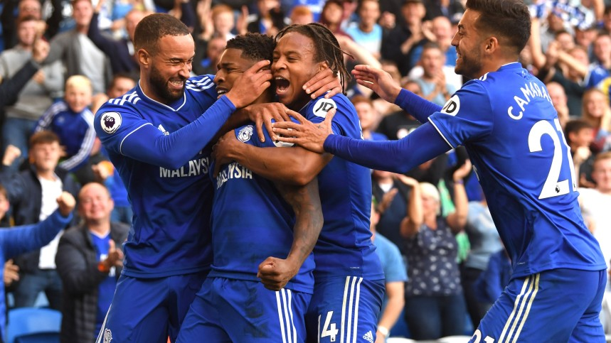Cardiff City v Fulham FC - Premier League