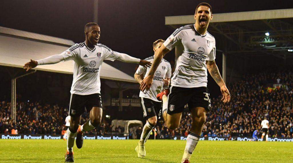 Desperate Fulham staring at relegation.