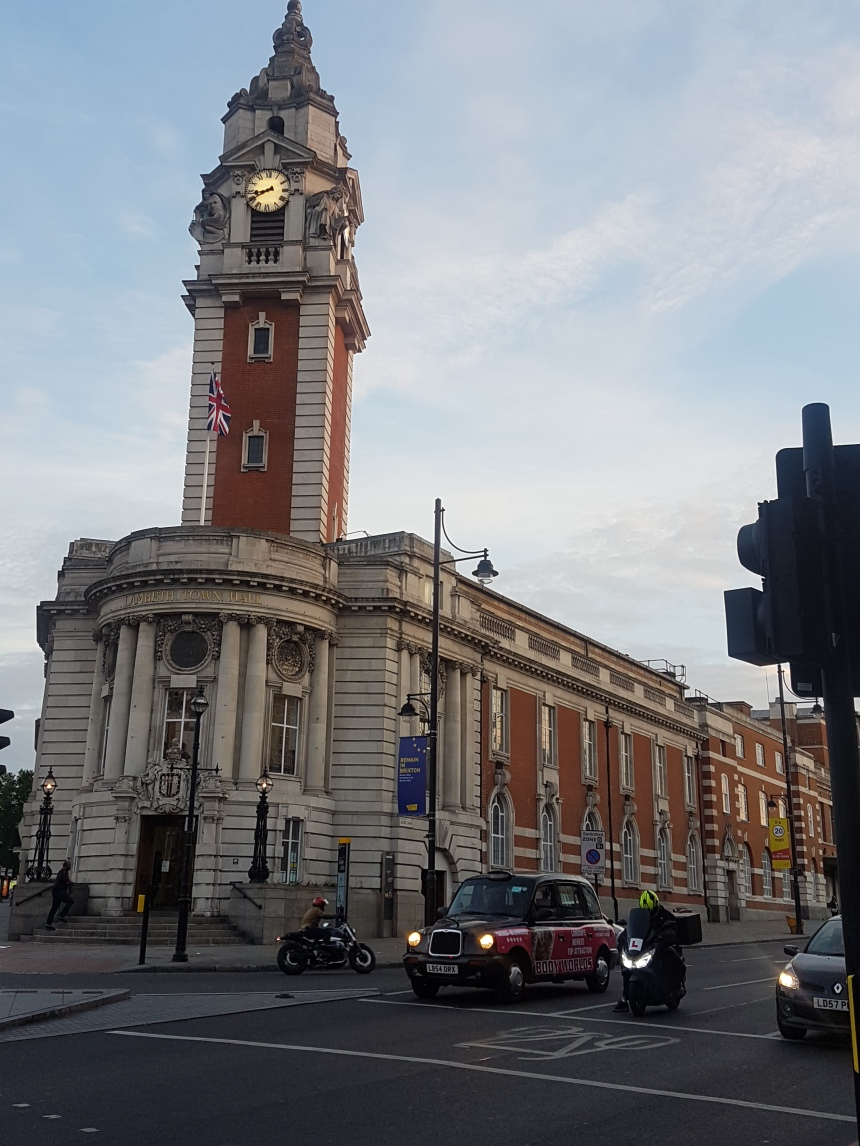 brixton town hall