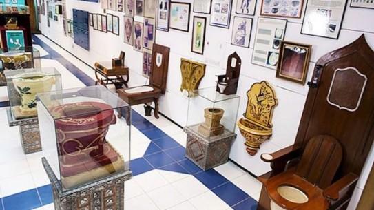 Dehlis toilet museum