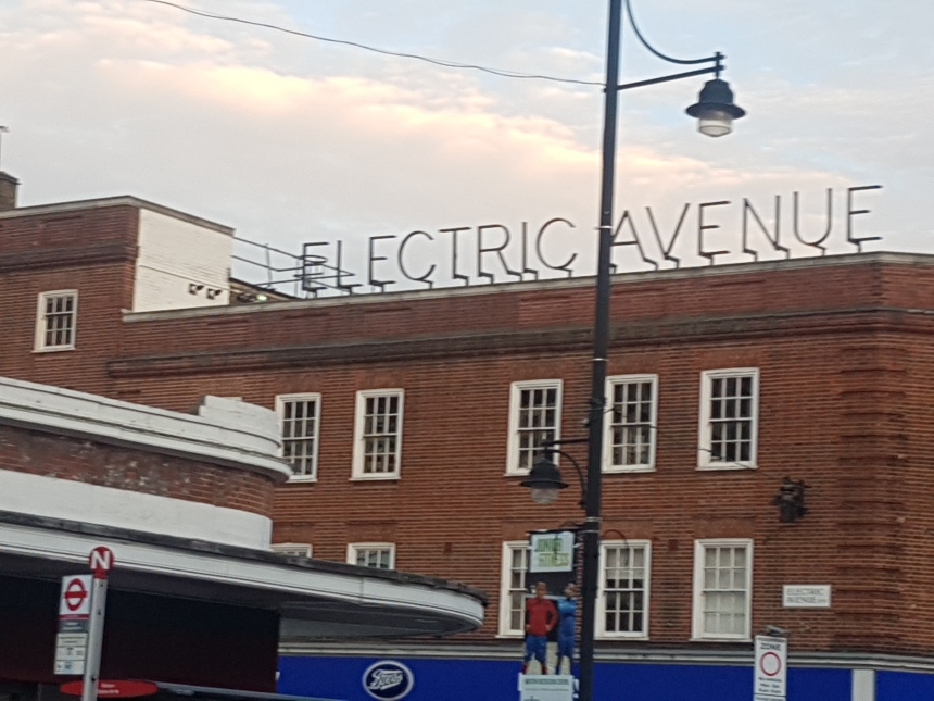 Electric Avenue Brixton