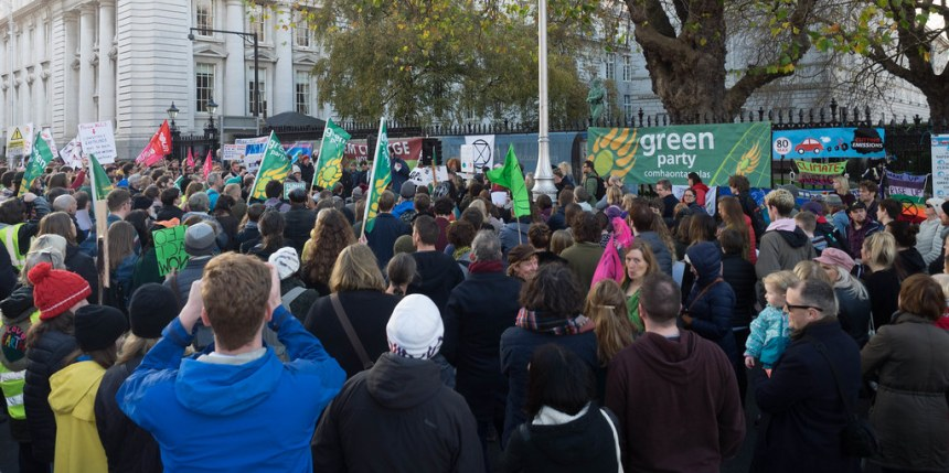 Extinction Rebellion - Climate Action Now