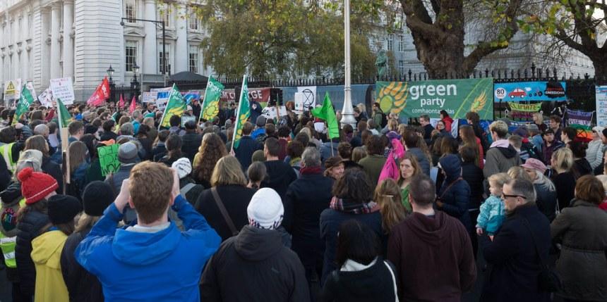 Extinction Rebellion - Climate Action Now